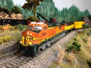 freight on Ore Hill