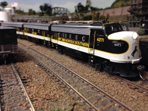 NS Business train in FDL