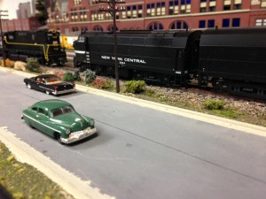 Milwaukee union station and some NYC visiting.. Jim V models