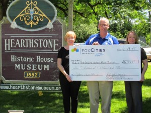 heartstone grant from Chamber