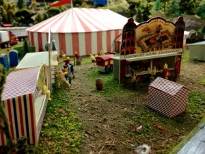 Circus grounds in Appleton